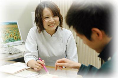 言語聴覚療法の写真