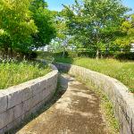 屋外歩行練習用の環境②
